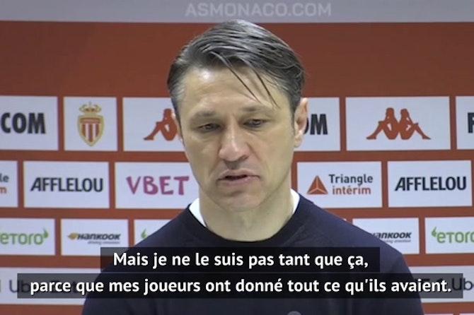 "35e j. - Kovac : ""On est toujours devant Lyon"""