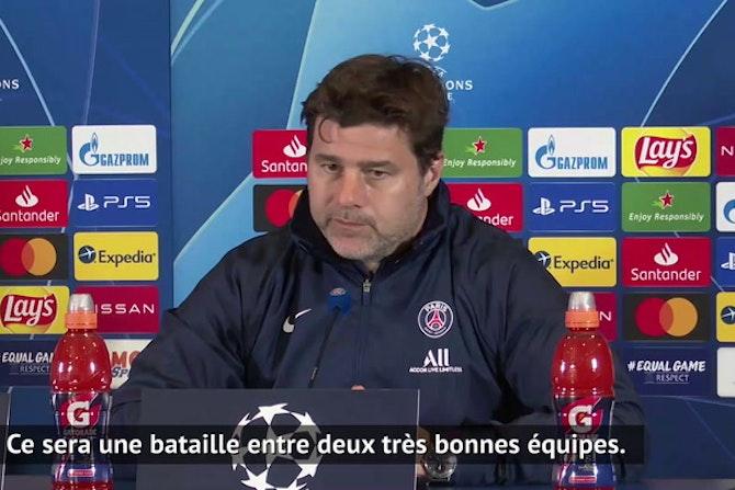 """Demies - Pochettino : """"Guardiola, le meilleur entraîneur du monde"""""""