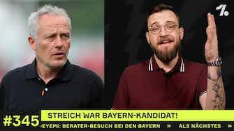 Vorschaubild für Streich war Bayern-Kandidat!