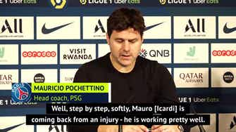 Preview image for Pochettino welcomes PSG selection headache