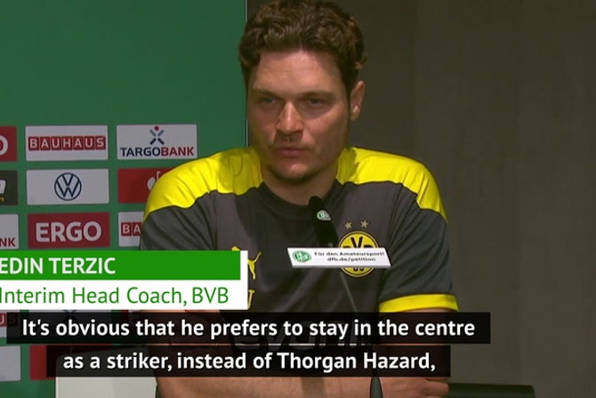 Dortmund can score goals without Haaland - Terzic