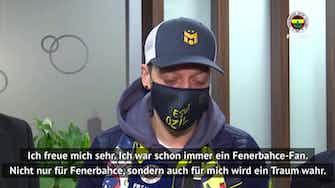 """Vorschaubild für Özil nach Wechsel: """"Ein Traum wird wahr!"""""""