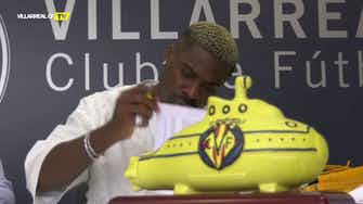 Image d'aperçu pour Villarreal - Aurier rejoint le sous-marin jaune