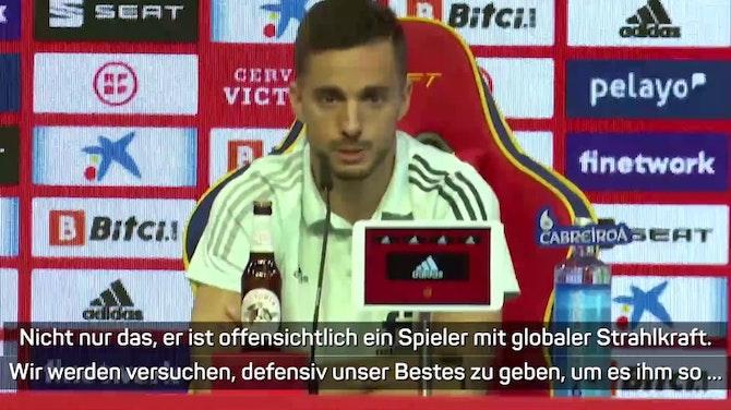 """Sarabia über Bayerns Lewy: """"Der gefährlichste"""""""