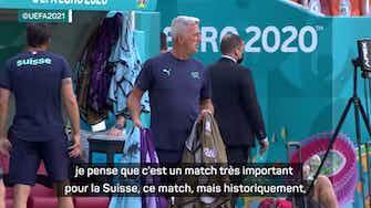 """Image d'aperçu pour 8es - Vega : """"Un match très important pour la Suisse"""""""