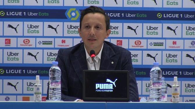 OM - Interrogé sur le parcours du PSG, Longoria botte en touche
