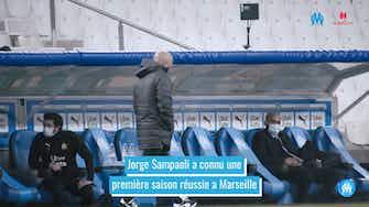 Image d'aperçu pour La première saison de Sampaoli à Marseille