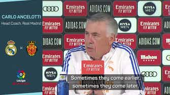 Preview image for Madrid boss Ancelotti empathises with Koeman's situation at Barcelona