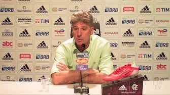 Imagem de visualização para Renato fala da dificuldade do Flamengo contra times fechados