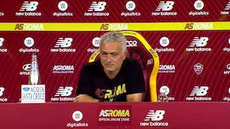 """Anteprima immagine per Mourinho: """"Esuberi? Rispetto per Pedro, gli altri..."""""""