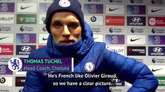 Preview image for You're pronouncing Azpi's name wrong! - Tuchel reveals Pulisic help