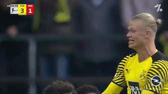Imagem de visualização para Erling Haaland with a Goal vs. Mainz