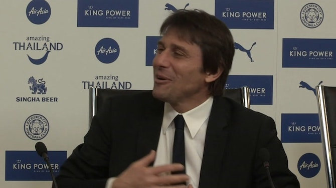 Funny Antonio Conte moments ahead of becoming new Spurs manager