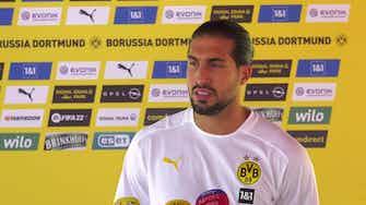 """Vorschaubild für Can hat mit Dortmund diese Saison """"Großes vor"""""""