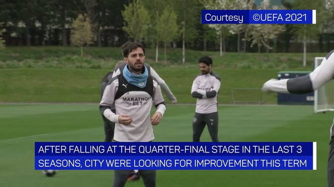 Manchester City's Road to the Final