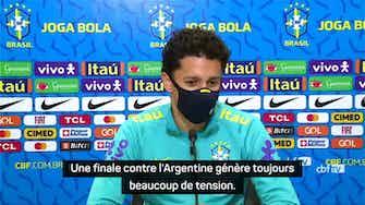 """Image d'aperçu pour Finale - Marquinhos : """"Comme un combat de boxe"""""""