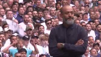 Imagem de visualização para Foco nele! Reações de Nuno Espírito Santo na vitória contra o City