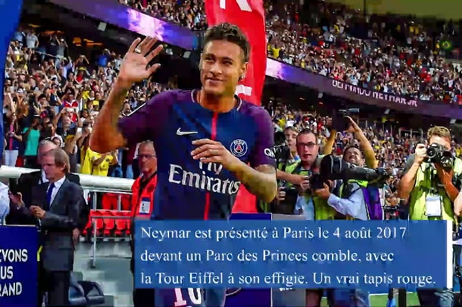 Transferts - Neymar, made in Paris