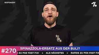 Vorschaubild für Spinazzola-Ersatz aus der Bundesliga?