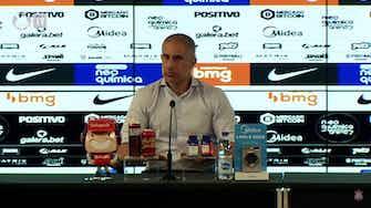 Imagem de visualização para Sylvinho fala da mudança tática de Jô no time do Corinthians