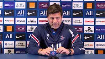 Vorschaubild für Pochettino sehr zufrieden mit Messi - Mbappé soll bleiben
