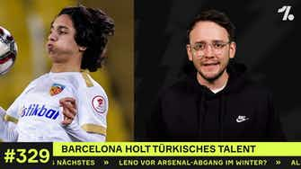Vorschaubild für Barcelona holt türkisches Talent