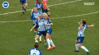 Preview image for Aileen Whelan's best Brighton and Hove Albion goals