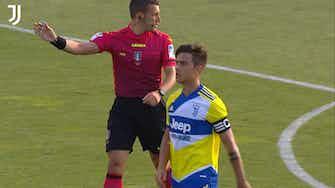Imagen de vista previa para La Juventus vence por 3-0 a su filial con goles de Dybala, Morata y Ramsey