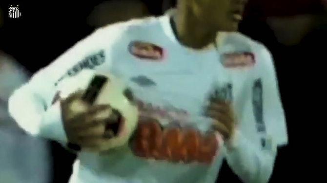 Imagem de visualização para Todos os gols de Neymar pelo Santos na Libertadores de 2011