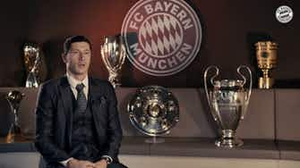 Preview image for Lewandowski on his incredible year: 'You have to dream about the big things'