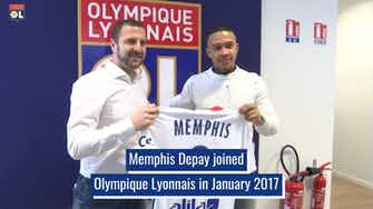 Preview image for Memphis Depay's brillant OL career