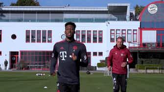 Preview image for One week with Kingsley Coman