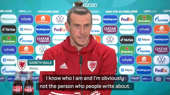 Preview image for 'It's not about me, it's about Wales' - Bale