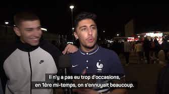 """Image d'aperçu pour Finale - Les supporters français sur place : """"Le Ballon d'Or pour Benzema !"""""""