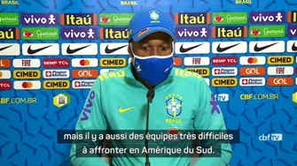 Image d'aperçu pour Brésil - Fred compare les équipes de l'Euro et de la Copa America