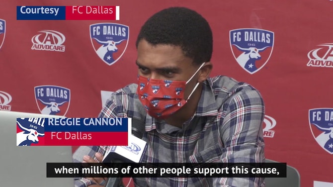 Preview image for Dallas defender Cannon enraged after fans boo protest