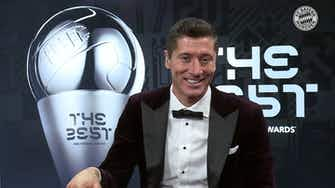 Preview image for Robert Lewandowski and Thierry Henry discuss FIFA Best Player award