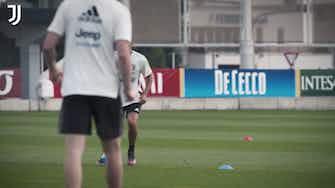 Imagem de visualização para Allegri intensifica pré-temporada da Juventus; acompanhe os treinos