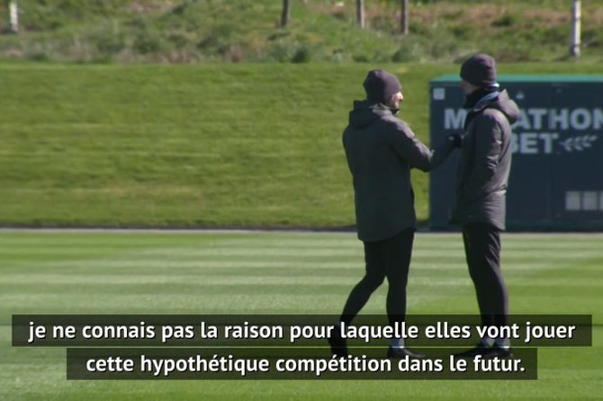 """Man City - Guardiola : """"Ce n'est pas du sport si le succès est déjà garanti"""""""