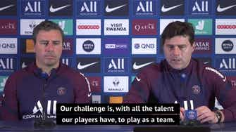 Preview image for Neymar contract extension sign of PSG's sky-high ambitions – Pochettino