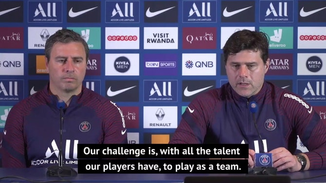 Neymar contract extension sign of PSG's sky-high ambitions – Pochettino
