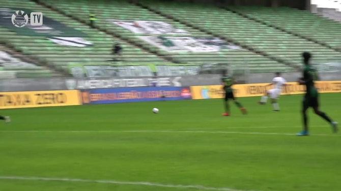 Corinthians beat América-MG in the second round of 2021 Brasileirão Série A