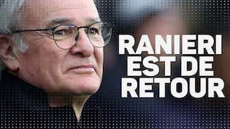 Image d'aperçu pour Watford - Ranieri a fait le show pour sa présentation !