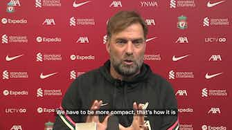 Preview image for Klopp on Ranieri's Watford: 'I don't have a crystal ball and can't say what they do definitely'