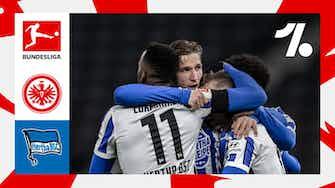 Imagem de visualização para O que de melhor aconteceu em Eintracht Frankfurt vs. Hertha Berlin | 10/16/2021