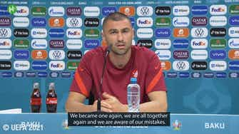 Preview image for Burak Yılmaz: 'We will show who we are again'