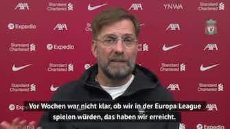 """Vorschaubild für Klopp zu Verletzungspech: """"City wäre nie Meister"""""""