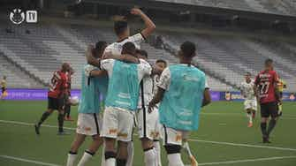 Preview image for Behind the scenes of Corinthians' away victory over Athletico-PR