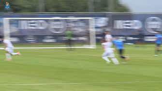 Preview image for Evanilson scores in FC Porto's training match vs Anadia
