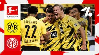 Imagem de visualização para Melhores lances de Borussia Dortmund vs. Mainz | 10/16/2021